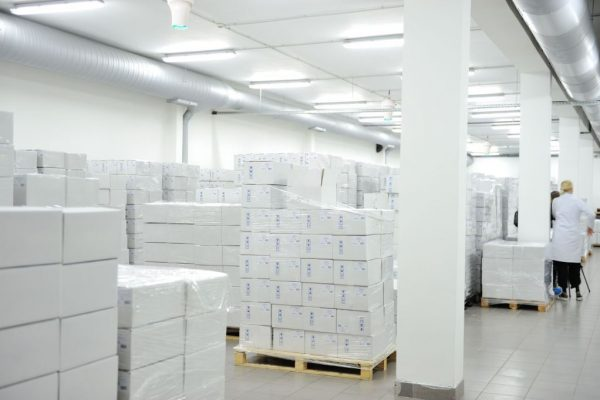 Cold Storage efficiency increased with Airius fans