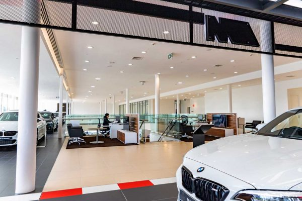 BMW-Brighton-Trust-In-Airius-Showroom Cooling-Fans-1