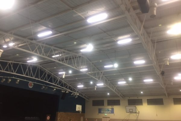 Green Point Christian College Sports Hall NSW