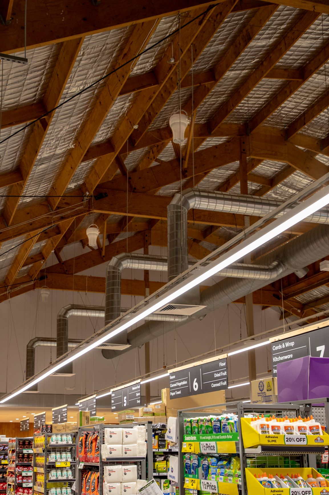 Woolworths Trust in Airius Supermarket Cooling Fans