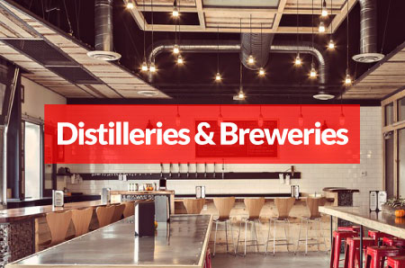 Airius Fans For Distilleries and Breweries