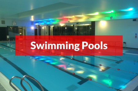 Airius Fans For Swimming Pools & Sports Applications
