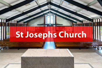 St Josephs Church Benefit with Airius Cooling Fans