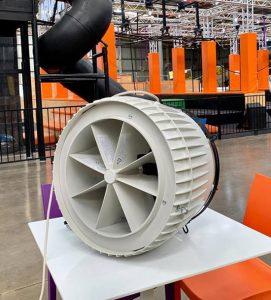 Airius Sapphire Series Air Movement Fan