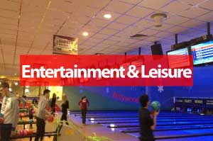 Airius Cooling Fans For Entertainment and Leisure Facilities