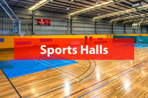 Airius Cooling Fans For Sports Halls