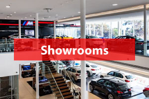 Airius Cooling Fans For Showrooms